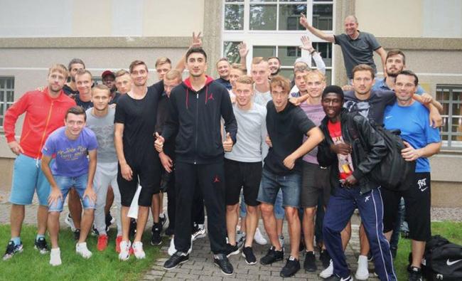 """D. Aršakianas: """"Suprantantys futbolą, žino, kad gerų žaidėjų galima rasti ir Lietuvoje"""""""