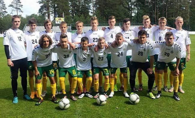 U-16 rinktinė dalyvaus tradiciniame turnyre Maskvoje
