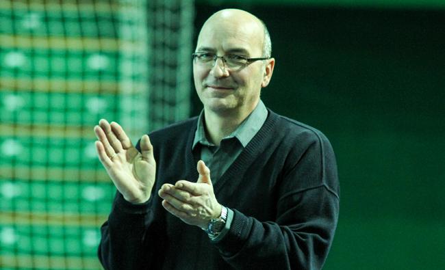 """A. Vekerotas: """"Futsal – labai malonus akiai žaidimas"""""""