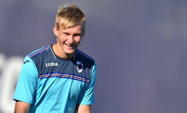 """T. Krapikas: """"Sampdoria įvertino ir davė šansą"""""""