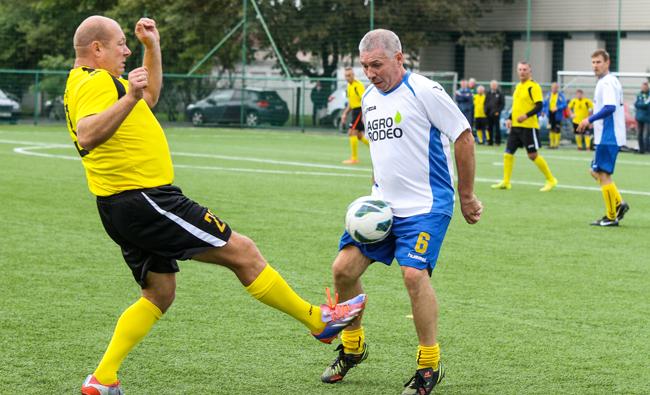 Paaiškėjo senjorų mažojo futbolo pirmenybių finalinio turo dalyviai