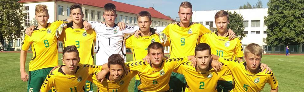Lietuva - Moldova 1 : 5