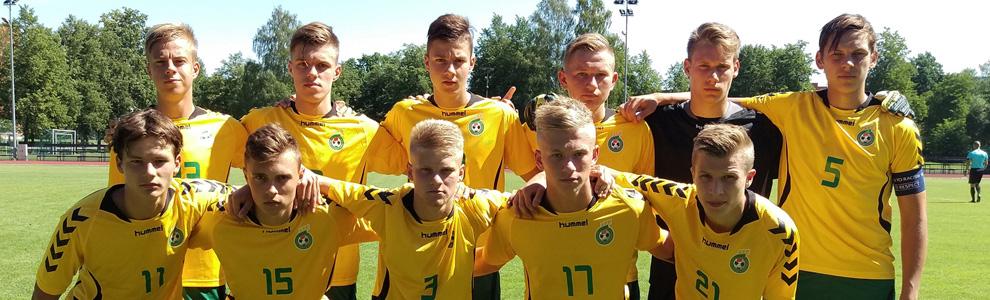 Lietuva - Moldova 2 : 0