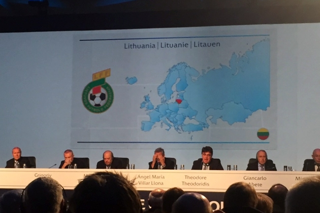 Po UEFA rinkimų - klausimai dėl klubinio futbolo ateities