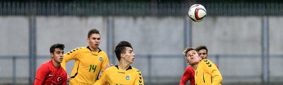 Lietuva - Turkija 0 : 1
