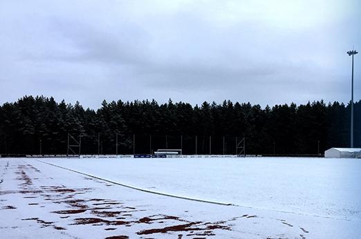 Oro sąlygos keičia rungtynių vietas