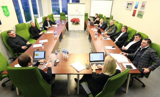 Strateginėje darbo grupėje pradėtas svarstyti galutinis dokumentas