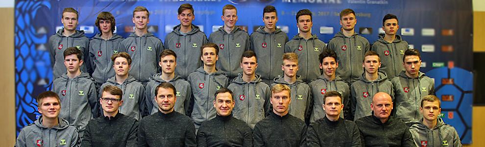 U-18 vaikinai