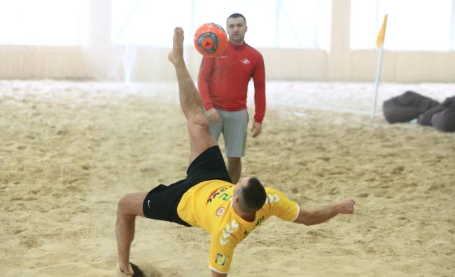 Startavo Vilniaus paplūdimio futbolo pirmenybės