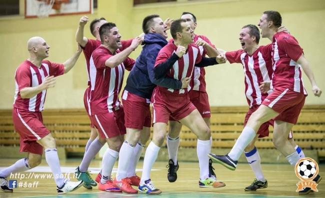 Finišavo Šiaulių apskrities futsal pirmenybės