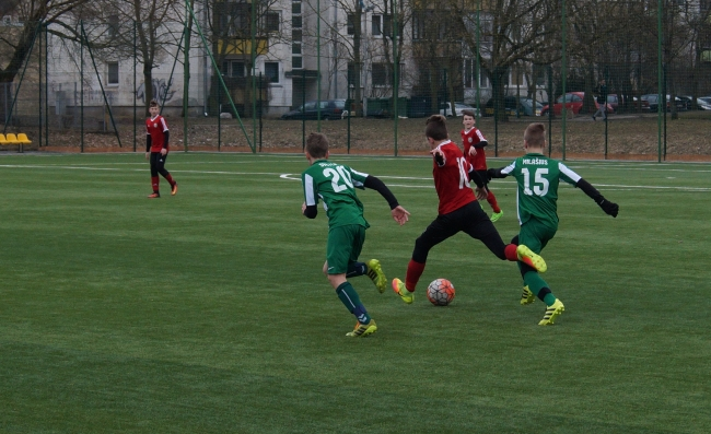"""Tarptautiniame """"Vilnius Cup 2017"""" turnyre triumfavo latviai"""