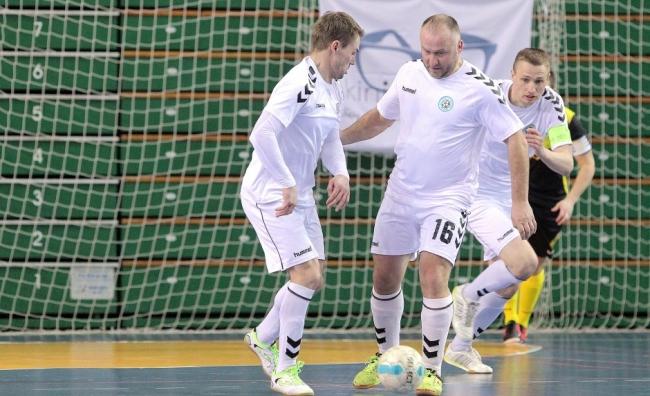 """Futsal A lygoje – smūgis """"Baltijos"""" viltims iškovoti titulą"""