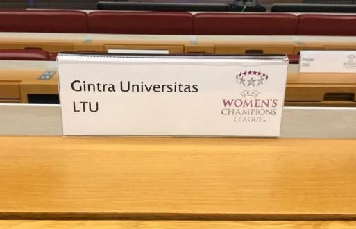 """""""Gintra-Universitetas"""" sužinojo varžovus Čempionų lygos atrankoje"""
