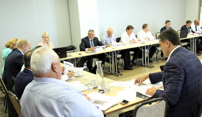 Pritarė Regionų rinktinių projekto tęstinumui