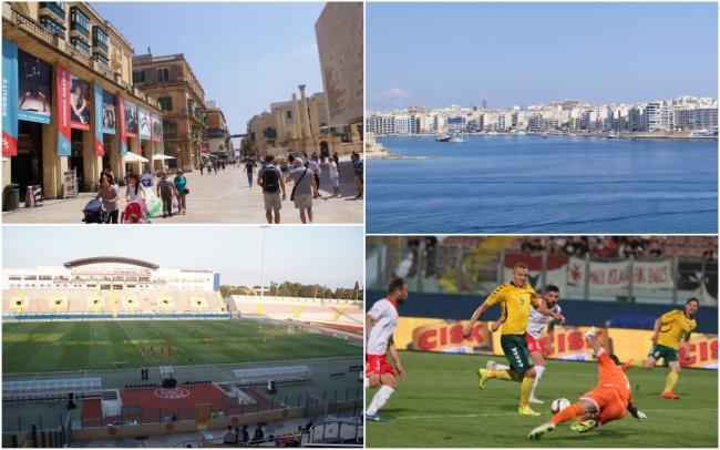 Skrydžiui į Maltą – paskutinė galimybė