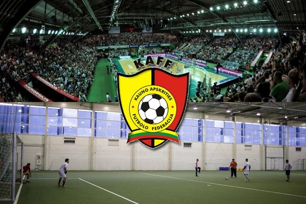 Kviečia registruotis KAFF Futsal pirmenybėms ir Žiemos turnyrui
