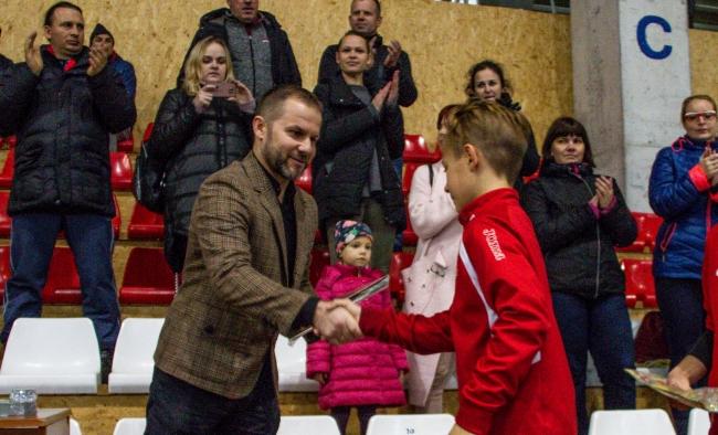 """D. Bička: """"Pradinukų lyga"""" – neišsenkamas būsimų futbolo talentų aruodas"""""""