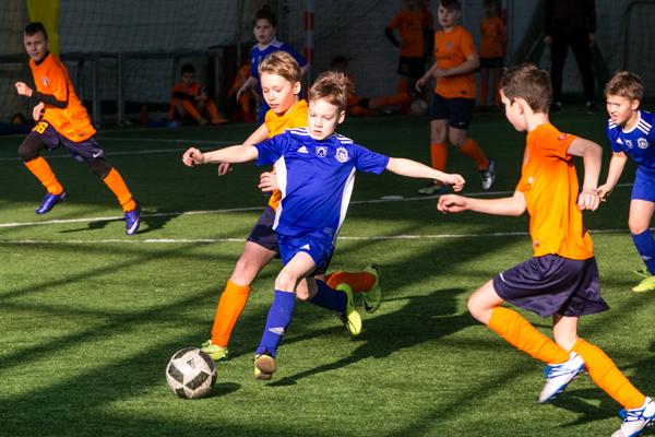 Valstybės šimtmečio atkūrimo proga – turnyras vaikams Kaune