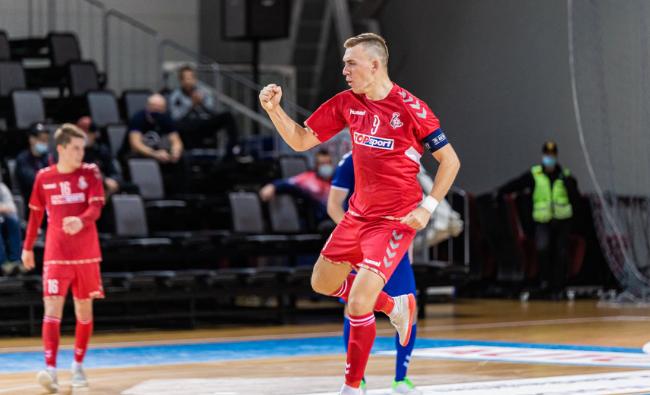 Optibet Lietuvos futbolo apdovanojimai: kandidatai tapti geriausiu metų salės futbolo žaidėju