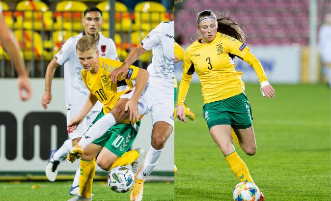 Praėjusiais metais apdovanojimuose triumfavę jaunieji Lietuvos talentai sėkmę pakartoti tikisi ir šiemet
