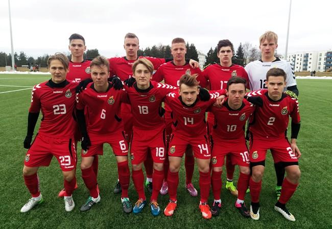 Vaikinų U-19 rinktinė Latvijoje kovos dėl Baltijos taurės