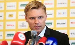 """E. Jankauskas: """"Tikiu, kad esame pajėgūs kautis"""""""