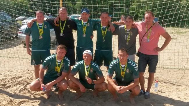 Lietuviai žais Pasaulio paplūdimio čempionato atrankoje