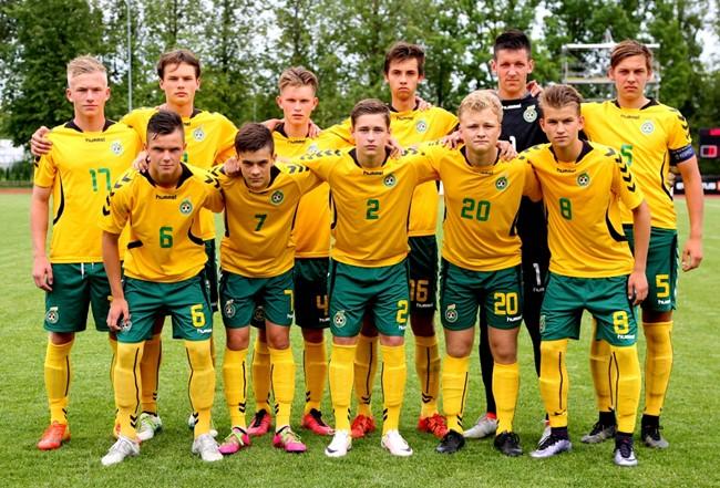 Ruošiasi Europos U-17 čempionato atrankos turnyrui Alytuje