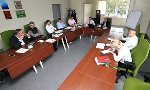 Strateginėje darbo grupėje aptartas ruošiamas dokumentas