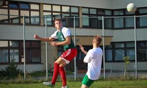 Startavo 15-asis Vilniaus gimnazistų futbolo čempionatas
