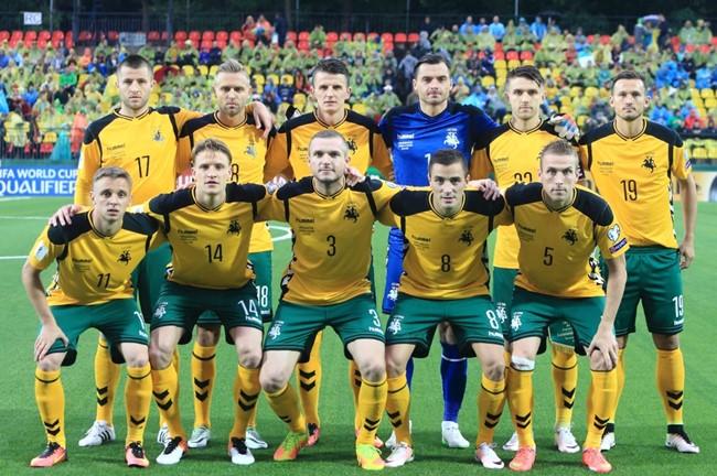 Dvikovoms su Škotija ir Malta pakviesti 23 žaidėjai