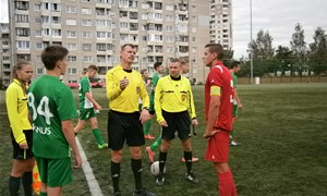 """Elitinėje U-17 lygoje – įspūdinga VFM-""""Žalgirio"""" pergalių serija"""