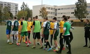 Paaiškėjo 12 stipriausių Vilniaus gimnazijų futbolo komandų