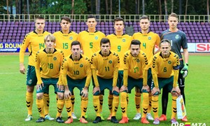 Dalyvaus U-19 Baltijos taurės turnyre