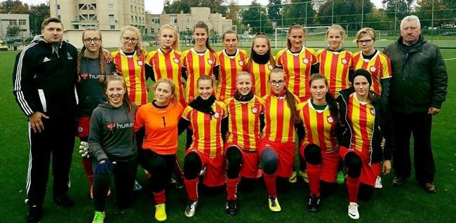 Alytaus SRC ir Vilniaus FM susikaus Moterų I lygos finale
