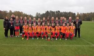 Alytiškės triumfavo Lietuvos moterų I lygos finale