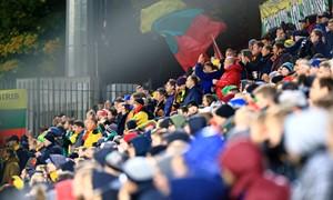 LFF atsiprašo žiūrovų dėl patirtų nemalonumų stadione