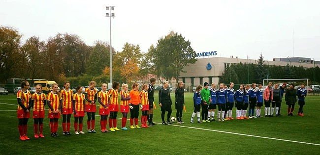 Startavo Jaunučių sporto žaidynių Merginų finalinės varžybos