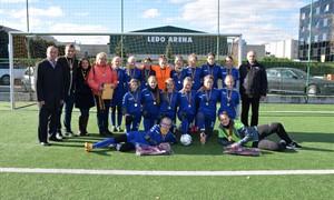Vilnietės triumfavo Jaunučių sporto žaidynėse