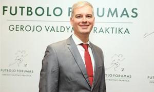 Patvirtintas naujas LVJFA direktorius