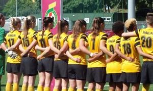 Aptarta idėja dėl Baltijos moterų futbolo lygos atkūrimo