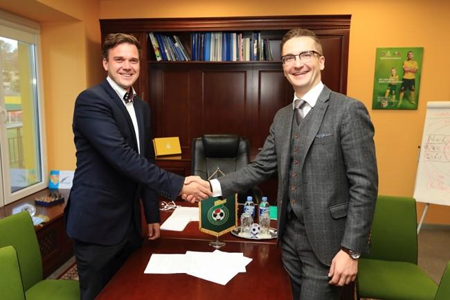 Sutarė dėl bendradarbiavimo su Raseinių rajonu