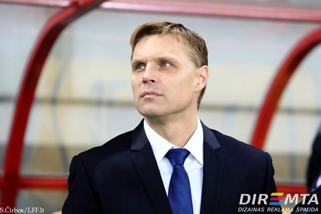 Rinktinės treneris Maskvoje stebėjo F. Černycho žaidimą