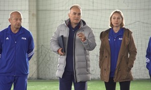 Futsal A lygos treneriams - specialisto iš Kroatijos seminaras