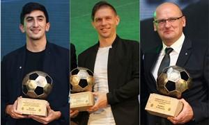 Renkami geriausi žaidėjai ir treneriai Lietuvoje