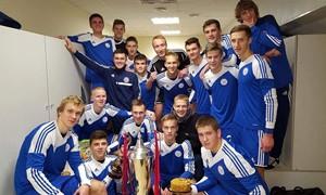 Panevėžiečiai apgynė Elitinės U-19 lygos čempionų titulą