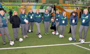"Devintasis ""Futboliuko"" sezonas startavo seminaru pedagogams"