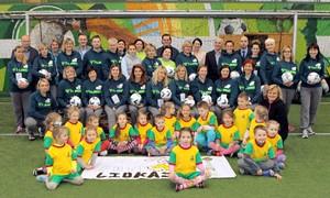 """Sostinės darželiai dalyvaus """"Futboliuko"""" seminare"""