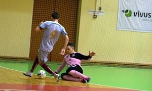 Futsal A lygoje – 14 įvarčių fejerverkas ir skirtingi favoritų pasirodymai