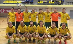 Latvijoje vyks Baltijos šalių Futsal taurės turnyras
